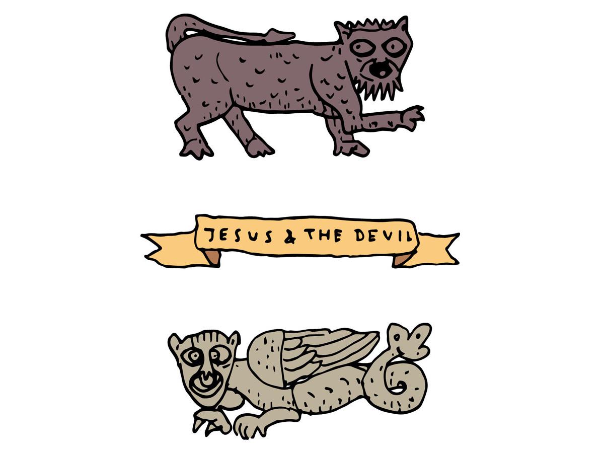 sweet jesus & the devil (2016)