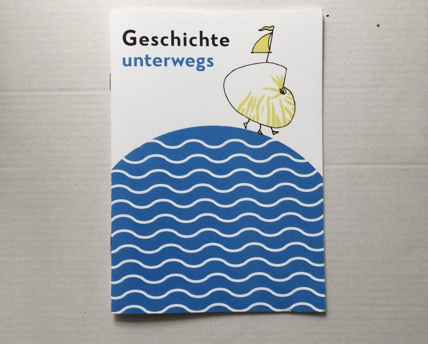 Geschichte Unterwegs - Broschüre (2020)