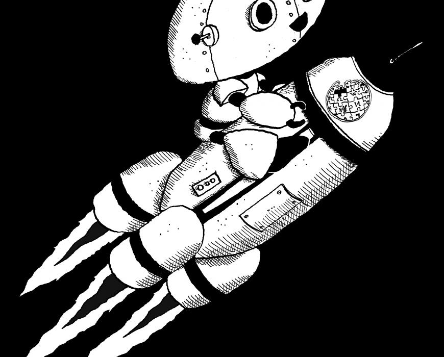 Robots (ACB/ Wikimedia Deutschland) - Illustrationen (2020)