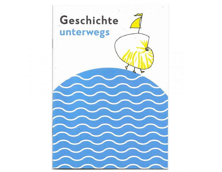 Broschüre Wunderkammer Cover