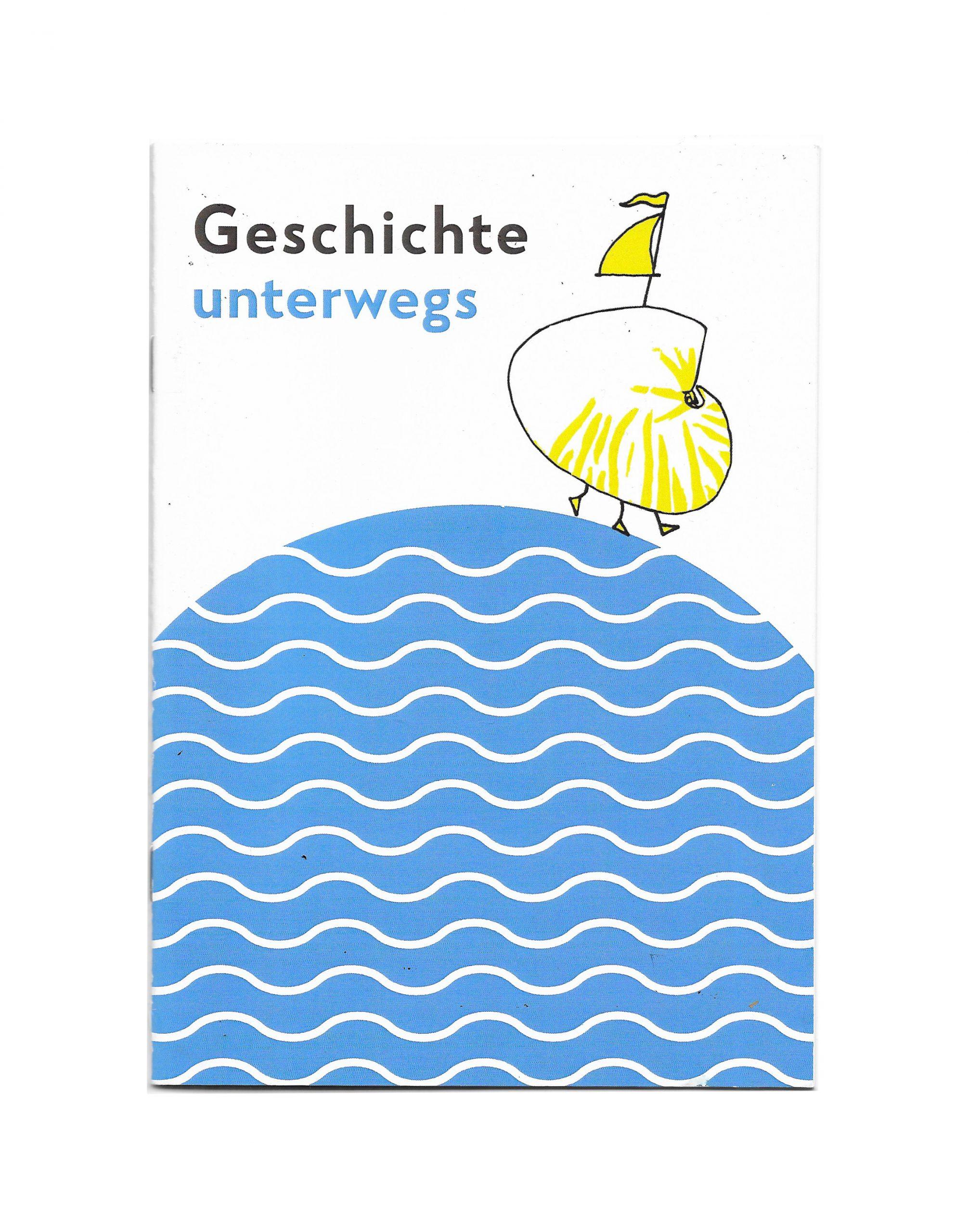 Wunderkammer Broschüre Cover