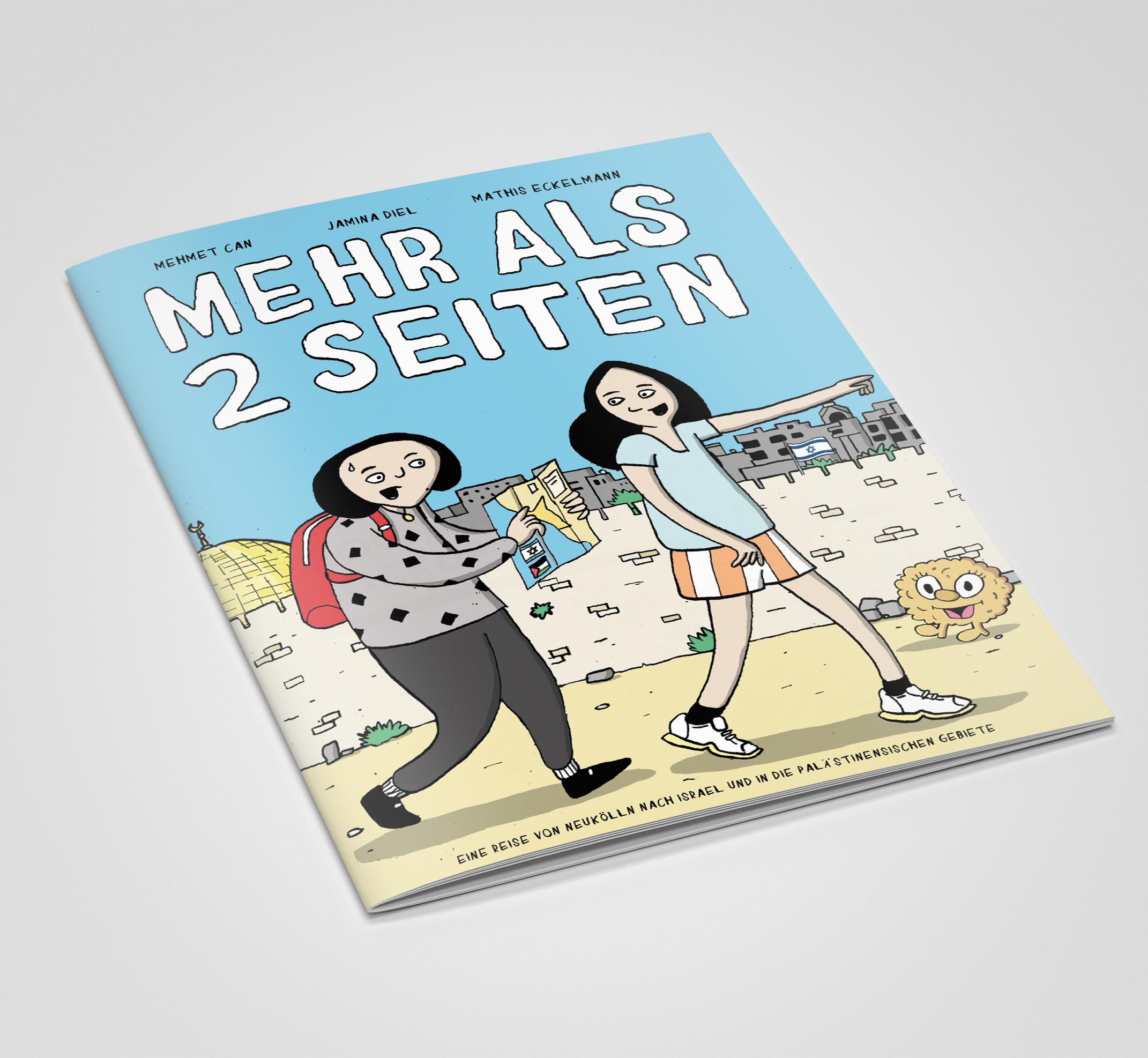 Mehr als 2 Seiten - Comic (2020/21)