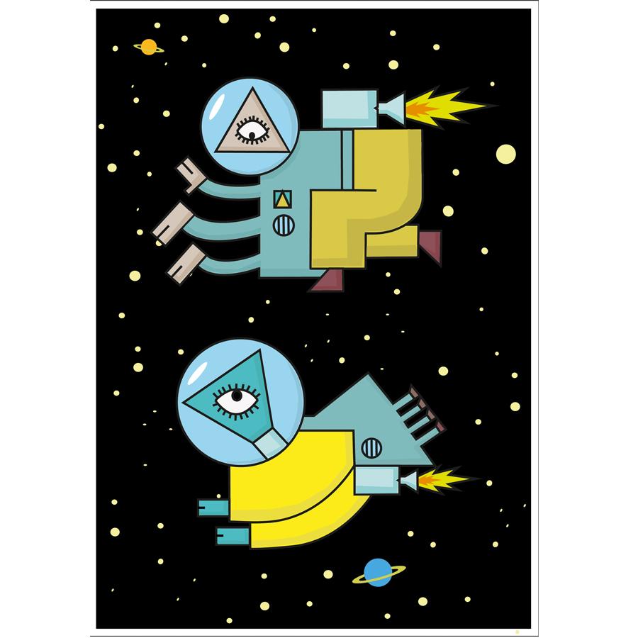 Spacebirds